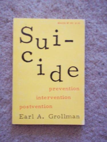 9780807027752: Suicide-Prevention Intervention Postvention