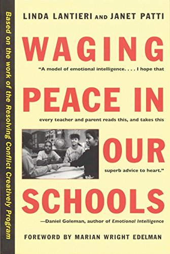 9780807031179: Waging Peace in Our Schools