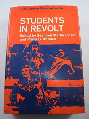 Students in Revolt: Lipset, Seymour Martin