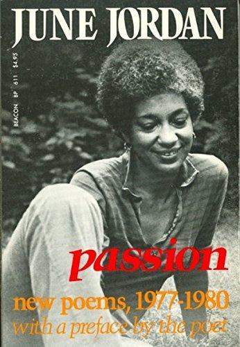 Passion: Jordan, June