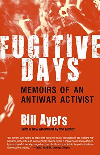 9780807032770: Fugitive Days: Memoirs of an Anti-War Activist