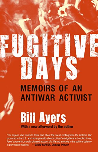 9780807032770: Fugitive Days: Memoirs of an Antiwar Activist