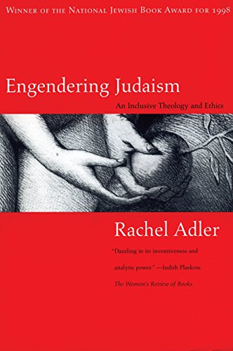9780807036198: Engendering Judaism: An Inclusive Theology and Ethics