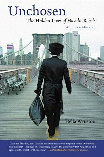 9780807036273: Unchosen: The Hidden Lives of Hasidic Rebels