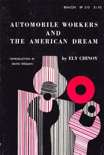 9780807041918: Automobile Workers and the American Dream