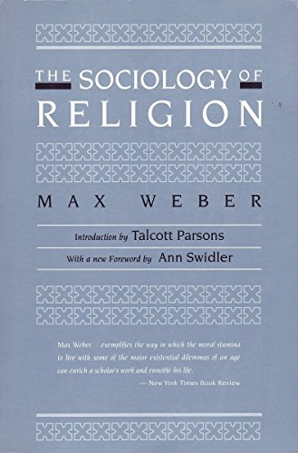 9780807042052: The Sociology of Religion