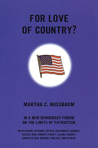 For Love of Country?: A New Democracy Forum on the Limits of Patriotism