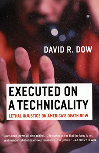 9780807044193: Executed on a Technicality: Lethal Injustice on America's Death Row