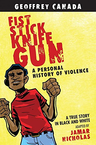 9780807044490: Fist Stick Knife Gun: A Personal History of Violence