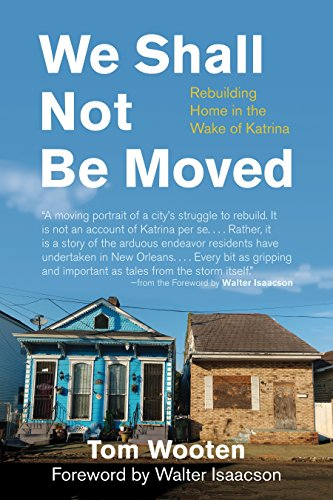 9780807044773: We Shall Not Be Moved: Rebuilding Home in the Wake of Katrina