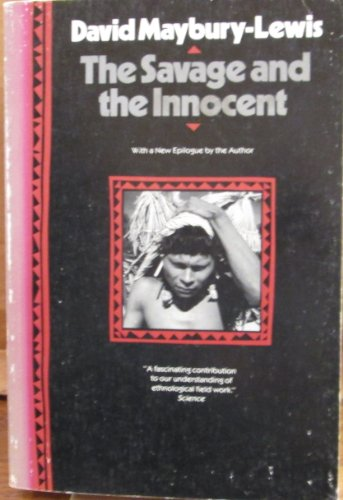 The Savage and the Innocent (Beacon paperback)