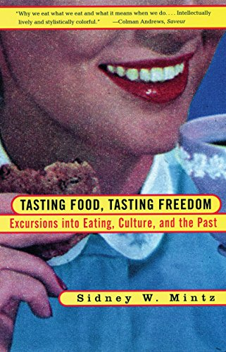 9780807046296: Tasting Food, Tasting Freedom: Excursions into Eating, Power, and the Past