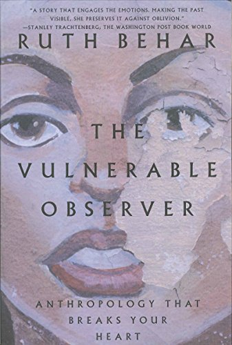 9780807046319: The Vulnerable Observer: Anthropology That Breaks Your Heart