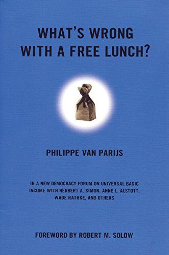 9780807047132: What's Wrong With a Free Lunch? (New Democracy Forum)