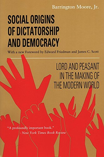 9780807050736: Social Origins of Dictatorship and Democracy: Lord and Peasant in the Making of the Modern World