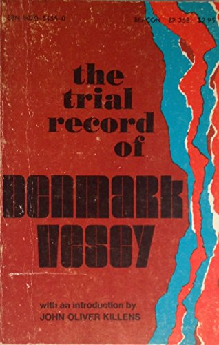 9780807054550: The Trial Record of Denmark Vesey