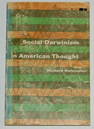 9780807054611: Social Darwinism in American Thought