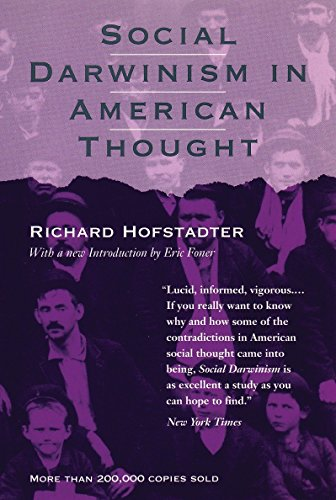 9780807055038: Social Darwinism in American Thought