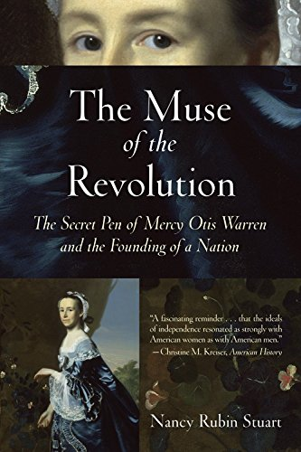 9780807055175: The Muse of the Revolution: The Secret Pen of Mercy Otis Warren and the Founding of a Nation