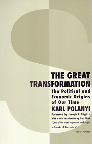 9780807056431: The Great Transformation: The Political and Economic Origins of Our Time