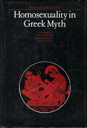 9780807057001: Homosexuality in Greek Myth