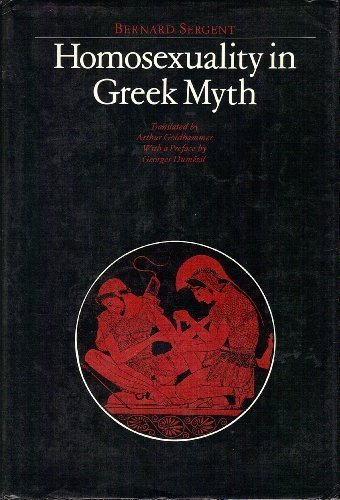 9780807057001: Homosexuality in Greek Myth (English and French Edition)