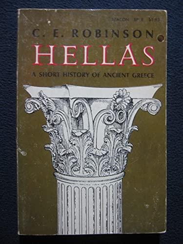 9780807057919: Hellas: A short history of ancient Greece (Beacon paperback)