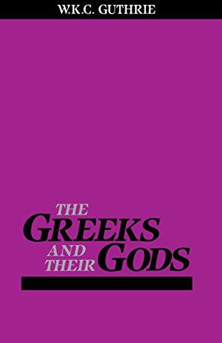 9780807057933: Greeks and Their Gods (Ariadne Series)