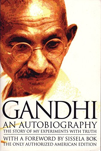 9780807059098: Gandhi, An Autobiography: The Story of My Experiments with Truth