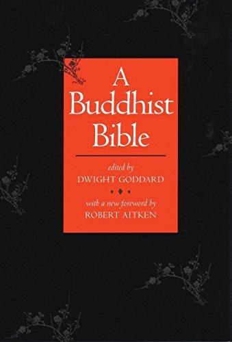 9780807059111: A Buddhist Bible