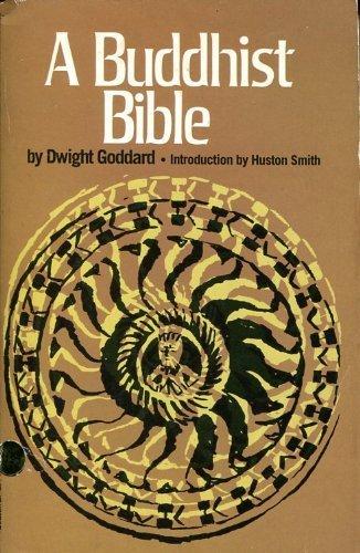 9780807059517: A Buddhist Bible (Beacon paperback 357--Religion)