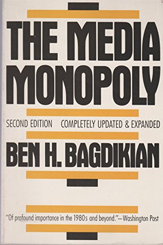9780807061718: Media Monopoly RE P/B (Beacon Paperback)