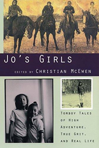 Jo's Girls : Tomboy Tales of High: Mcewen