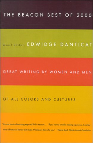 9780807062456: Beacon Best of 2000: Creative Writing by Women and Men of All Colors (Beacon Anthology)