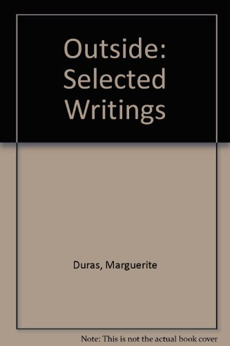 9780807063101: Outside: Selected Writings