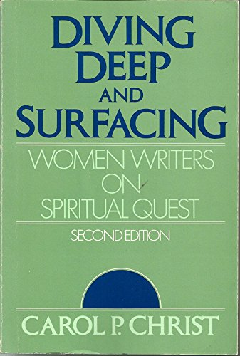9780807063514: Diving Deep and Surfacing: Women Writers on Spiritual Quest