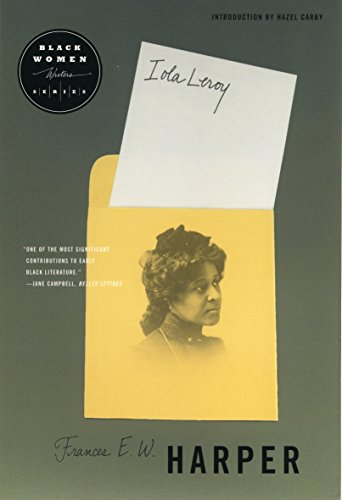9780807065198: Iola Leroy (Black Women Writers Series)