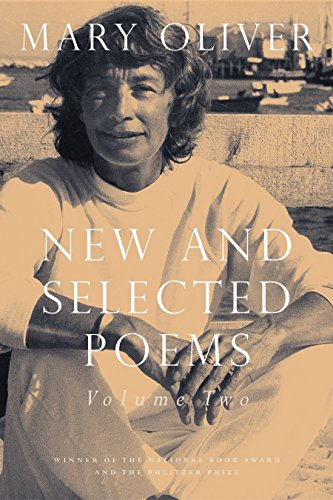 New and Selected Poems, Vol. 2 (signed by Mary Oliver