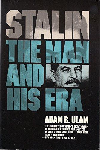 9780807070017: Stalin: The Man and His Era