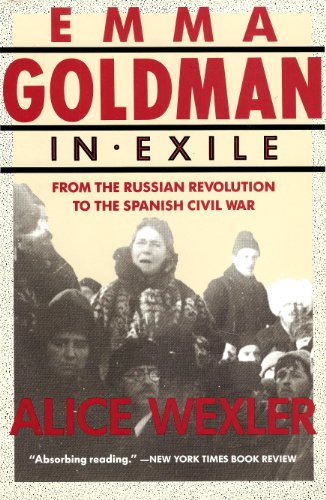 9780807070475: Emma Goldman in Exile: From the Russian Revolution to the Spanish Civil War