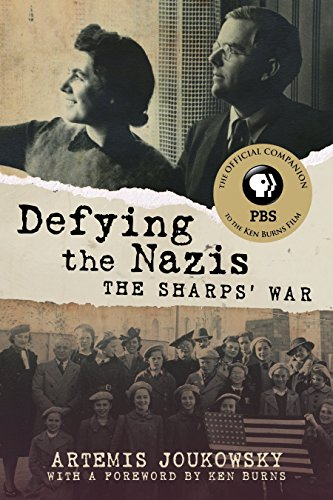 9780807071823: The Sharps' War: Two Who Defied the Nazis