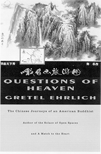 9780807073117: Questions of Heaven: The Chinese Journeys of an American Buddhist (Concord Library)