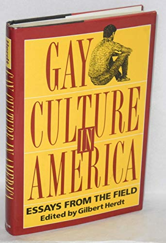 9780807079140: Gay Culture In America Essays From the F