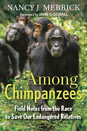 9780807080740: Among Chimpanzees: Field Notes from the Race to Save Our Endangered Relatives