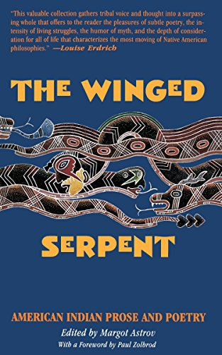 9780807081051: The Winged Serpent: American Indian Prose and Poetry