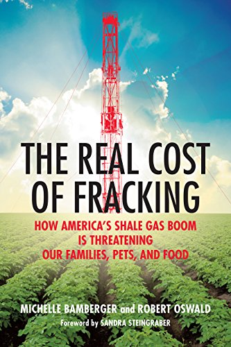 9780807081419: The Real Cost of Fracking: How America's Shale Gas Boom Is Threatening Our Families, Pets, and Food