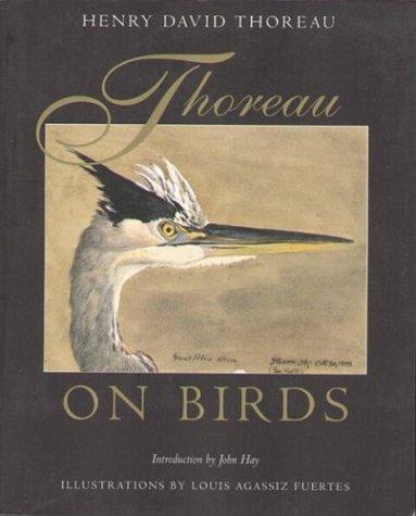 9780807085219: Thoreau on Birds
