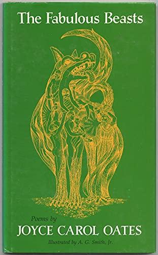 The Fabulous Beasts: Joyce Carol Oates