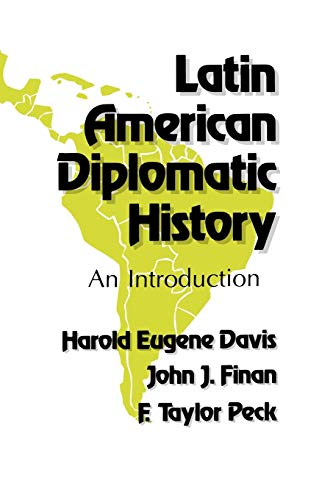 9780807102862: Latin American Diplomatic History: An Introduction