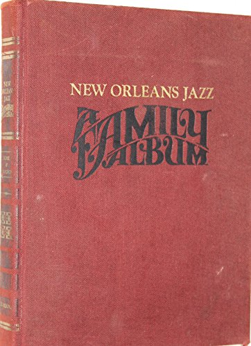9780807103746: New Orleans jazz: A family album